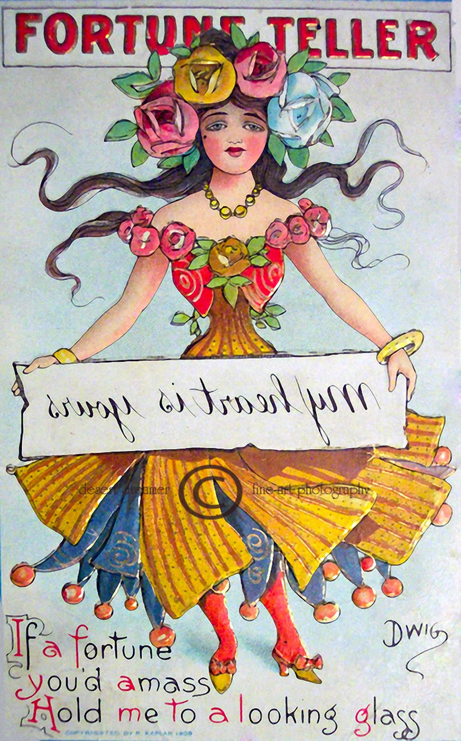 Circus And Fortunes on Pinterest | Gypsy Fortune Teller ...