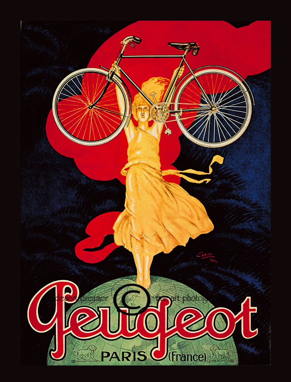 Vintage Poster Reproduction 108